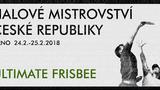 Halové mistrovství ČR 2018 v ultimate frisbee
