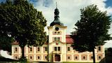 Výstava obrazů Richarda Konvičky na zámku Nebílovy