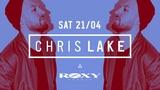 Chris Lake (OWSLA, UK)