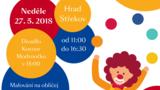 Dětský den na hradě Střekov