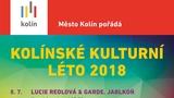 KOLÍNSKÉ KULTURNÍ LÉTO 2018