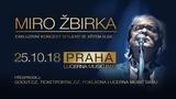 Miro Žbirka pokřtí nové album v Lucerně