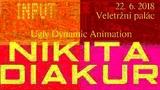 Artist talk: Nikita Diakur (RU/DE) – přednáška aprojekce filmu Ugly