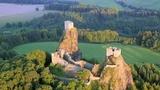 Vyplenění hradu Trosky švédským vojskem