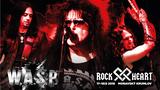 Hvězdnou sestavu účinkujících na festivalu Rock Heart 2018 uzavírají W.A.S.P.! Posílí Hammerfall, Epicu nebo Sodom