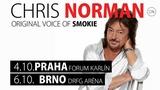 Chris Norman potěší české fanoušky slavnými hity nejen z éry Smokie i v Brně