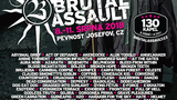 Brutal Assault 2018: Danzig, Cannibal Corpse, Behemoth, At The  Gates, Converge
