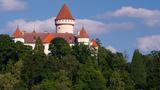 Večer na gotickém hradu Konopiště - výlet do středověku