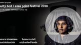 Sonická poezie a surreálný pop na festivalu Nultý bod 2018