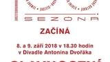 SLAVNOSTNÍ GALAVEČER 2018/2019 - Divadlo Antonína dvořáka