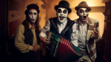 The Tiger Lillies & Orchestr Berg - Bohemian Nights - Divadlo Archa