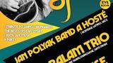 Django Fest / Helemese, Ek Balam Trio, Jan Polyak a hoste, Lopezovci - Hudební klub Radost