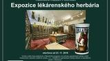 Nová stálá expozice Herbárium