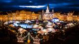 Českobudějovický advent a ledové kluziště