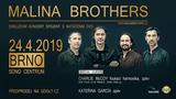 Malina Brothers - natáčení DVD s legendou americké country