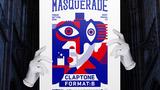 Nasaďte si masky, Claptone přiváží mysteriózní The Masquerade show