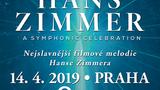 THE WORLD OF HANS ZIMMER v O2 arena Praha
