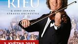 André Rieu in Prague 2019 - with his Johann Strauss Orchestra v O2 arena Praha
