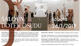 Tanec ve výstavě Šaloun: Dotek osudu a přednáška historika umění Martina Krummholze