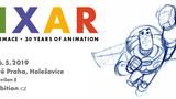 Pixar - 30 let animace - Výstaviště Praha Holešovice