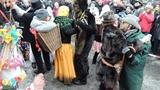 Tradiční masopust na Mayrovce