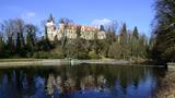 Noční prohlídky - představení na zámku Žleby