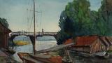 Výstava: Alois Boháč – Duha na jezeře