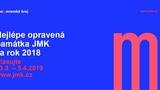 NEJLÉPE OPRAVENÁ KULTURNÍ PAMÁTKA Jihomoravského kraje 2018