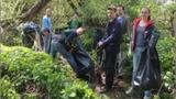 Ukliďme lesík v okolí Rabakovské ulice