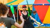 Den žonglování v Brně
