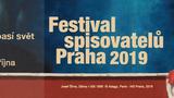 Festival spisovatelů 2019