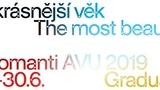 Diplomanti pražské AVU se v červnu představí na výstavě Nejkrásnější věk (21. - 30. 6. 2019)