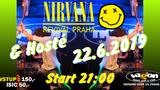 NIRVANA revival Praha + KAROSHI