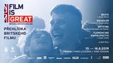 Přehlídka britského filmu s názvem Film is GREAT