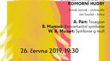 Orchestr Akademie komorní hudby v Kostelci n. Černými lesy