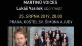 MARTINŮ VOICES/Festival VĚČNÁ NADĚJE/Gustav Mahler a terezínští skladatelé 2019