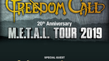 FREEDOM CALL/Special guests: Vision of Atlantis/