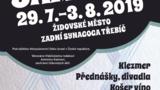 festival Šamajim - Třebíč