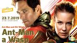 Letní kino Yellow Cinema - Ant-Man a Wasp