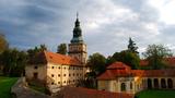 Prohlídky s hodinářem v klášteře v Plasích