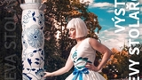 Výstava šatů Evy Stolařové 19.8. - 25. 9. 2019