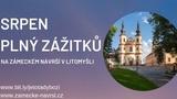Srpen v Litomyšli ve znamení jedinečných kulturních zážitků