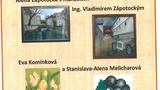 Výstava kreseb, pastelů, akvarelů, olejomaleb a knižních ilustrací bývalých občanů Hrdlovky a Oseka