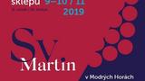 FESTIVAL OTEVŘENÝCH SKLEPŮ/SV. MARTIN V MODRÝCH HORÁCH/www.otevrenesklepy.cz