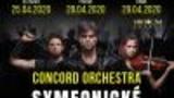 CONCORD ORCHESTRA SYMFONICKÉ ROCKOVÉ HITY-PAN TMY