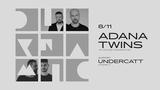 Adana Twins s Undercatt přivezou to nejlepší z labelu Diynamic