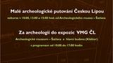 Mezinárodní den archeologie v Archeologickém muzeu Šatlava v České Lípě