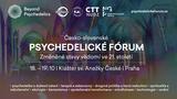 Česko-slovenské psychedelické fórum 2019