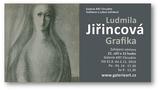 Výstava Grafika - Ludmila Jiřincová - Galerie ART Chrudim