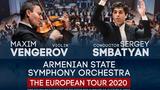 Armenian State Symphony Orchestra/& Maxim Vengerov (violin)/